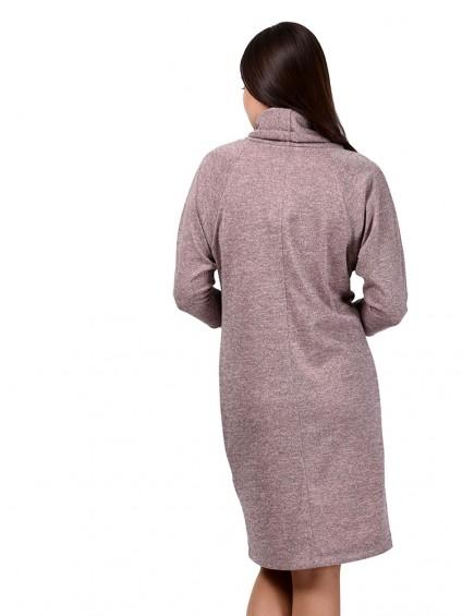 Платье мод. 1446-5 цвет Светло-розовый