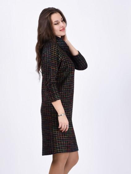 Платье мод. 1446-5 цвет Радуга