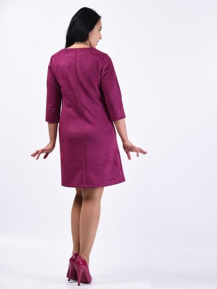 Платье мод. 1454 цвет Малиновый