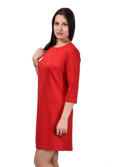 Платье мод. 1454 цвет Красный