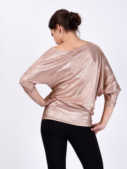 Блуза мод. 1457-2 цвет Золото