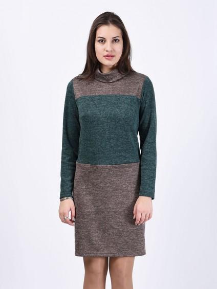 Платье мод. 1472 цвет Бежевый