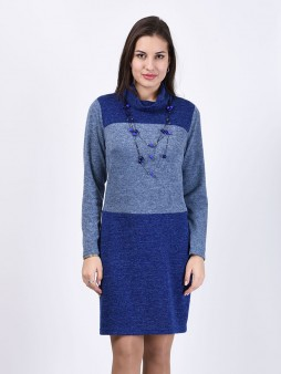 Платье мод. 1472 цвет Синий