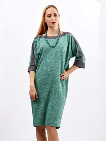 Платье мод. 1523-1 цвет Мятный