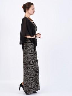 Платье мод. 1638 цвет Золотой