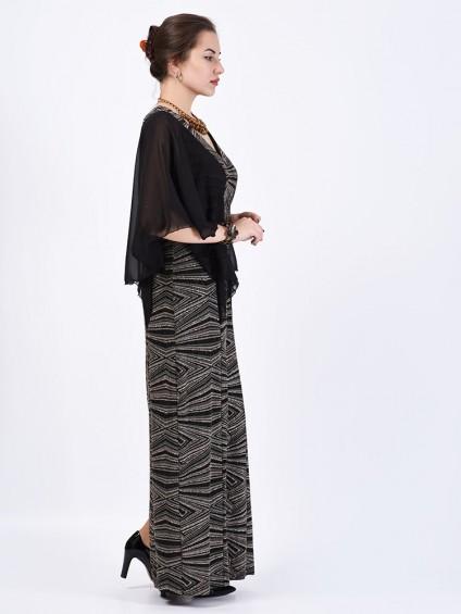 Платье мод. 1638 цвет Золото