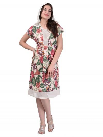 Платье мод. 1651 цвет Молочный