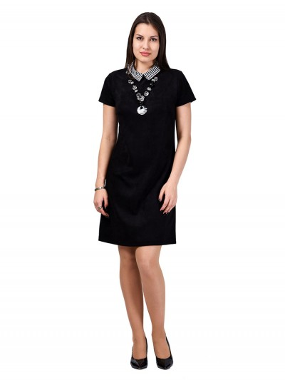 Платье мод. 1678 цвет Черный