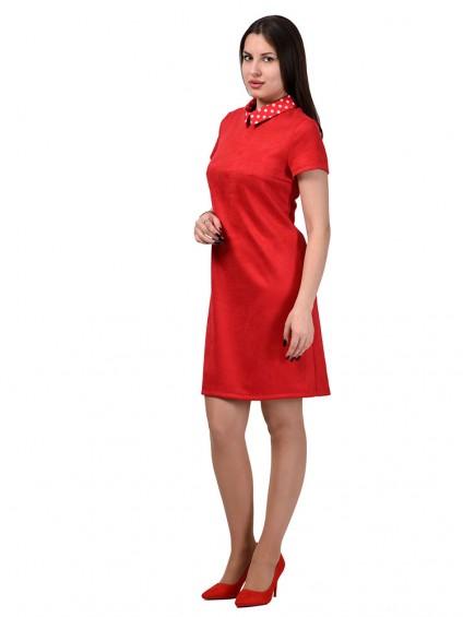 Платье мод. 1678 цвет Красный