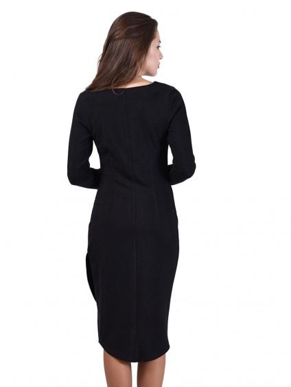 Платье мод. 1681 цвет Черный
