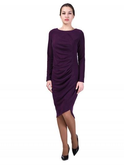 Платье мод. 1681 цвет Фиолетовый