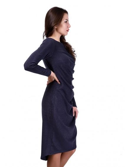 Платье мод. 1681 цвет Серый