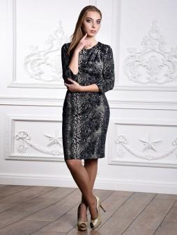 Платье мод. 1764 цвет Золотой