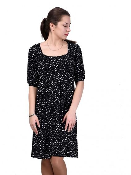 Платье мод. 1791 цвет Черный