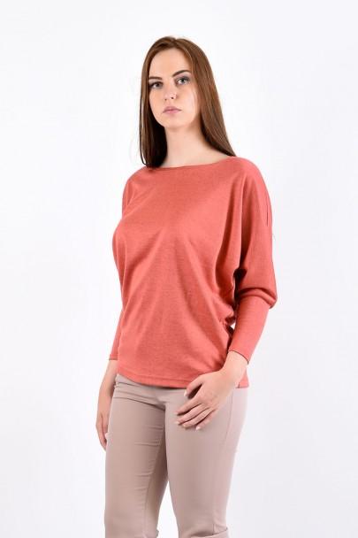 Блуза мод. 1817 цвет Персиковый