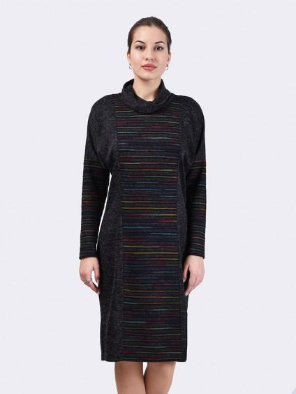 Платье мод. 1830 цвет Черный