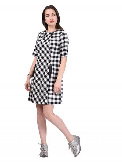 Платье мод. 3431 цвет Черный