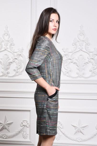 Платье мод. 3444 цвет Радуга