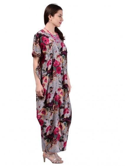 Платье мод. 3457 цвет Фуксия