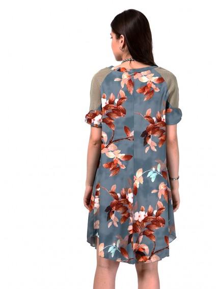 Платье мод. 3466 цвет Хаки