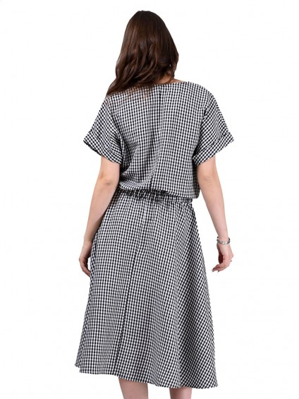 Платье мод. 3467 цвет Черный