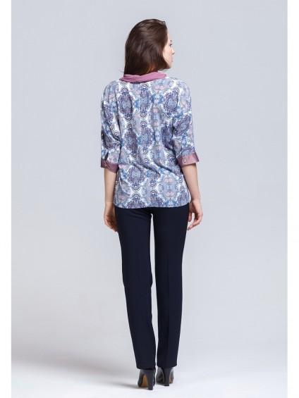 Блуза мод. 3503 цвет Розовый