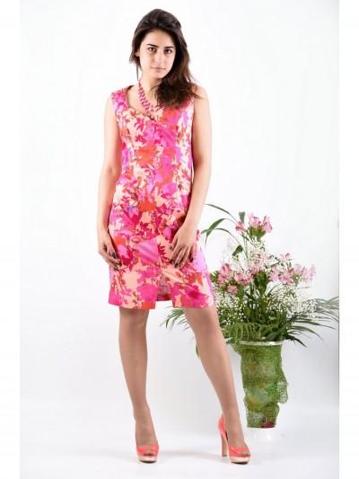 Платье мод. 3718 цвет Персик