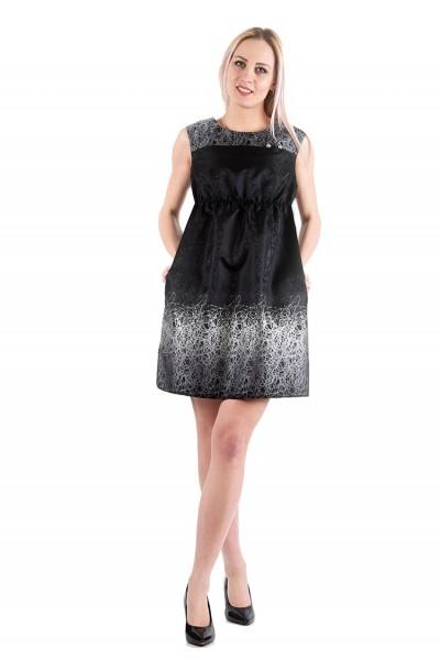 Платье мод. 3727 цвет Черный