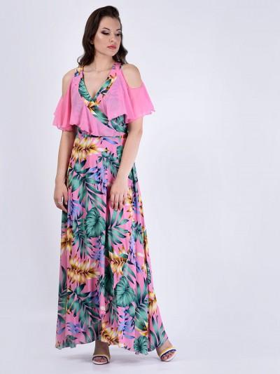 Сарафан мод. 3732 цвет Розовый