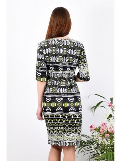 Платье мод. 3746 цвет Черный