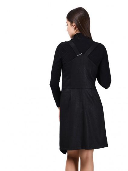 Сарафан мод. 3747 цвет Черный