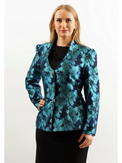 Жакет мод. 3805-1 цвет Бирюза