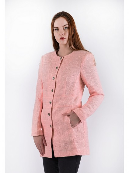Жакет мод. 3811-1 цвет Розовый