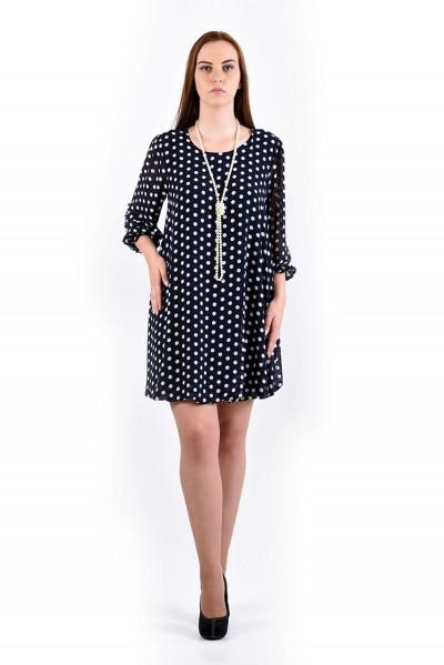 Платье мод. 4503 цвет Синий