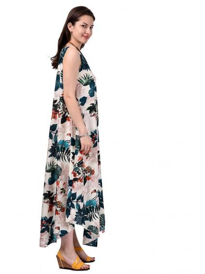 Сарафан мод. 6704 цвет Молочный