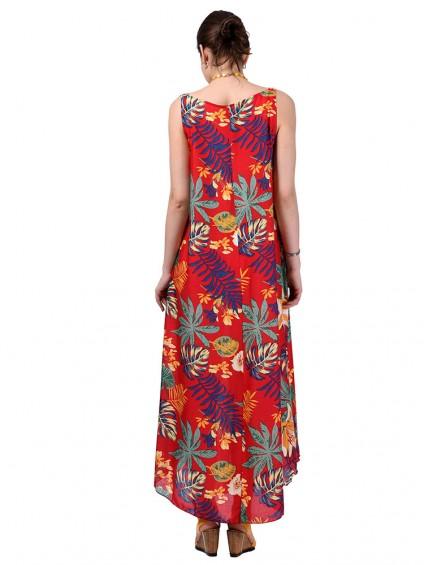 Сарафан мод. 6704 цвет Красный